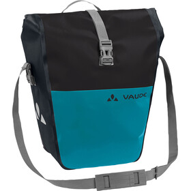 VAUDE Aqua Back Color Pannier black/alpine lake